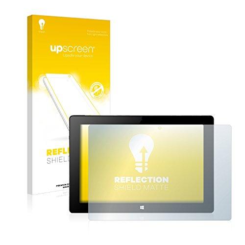 upscreen Entspiegelungs-Schutzfolie kompatibel mit Xoro PAD 10W4 – Anti-Reflex Bildschirmschutz-Folie Matt