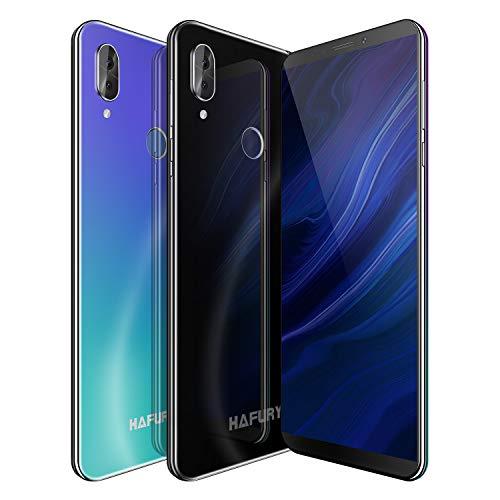 Hafury Note 10 4G Dual SIM Smartphone ohne Vertrag, 5.93