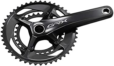 Shimano Cranks GRX 810 172.5 mm 48/31 11 V Double Cycling Unisex Adult, (Multi-Colour)