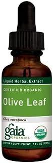 Olive Leaf - 2 oz,(Gaia Herbs)