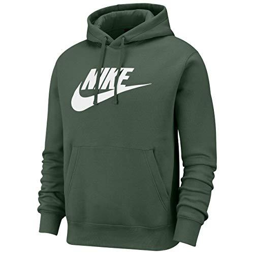 Nike Herren M NSW Club Hoodie PO BB GX Kapuzenpullover, Galactic Jade/Galactic Jade, XL