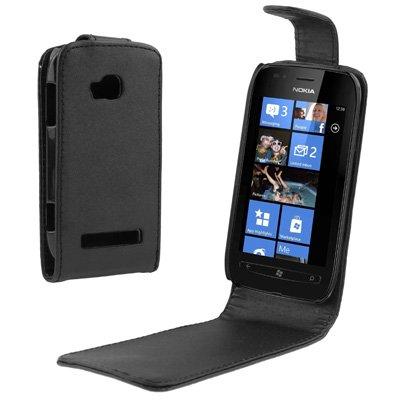 Phone case design FOR Teng Lin Funda de Cuero TL for Nokia Lumia 710 Carcasa de telefono