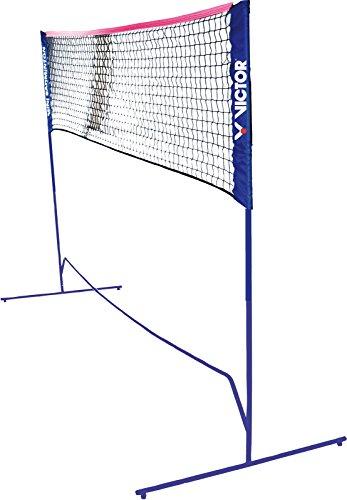 VICTOR Mini-Badmintonnetz höhenverstellbar