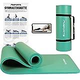 MSPORTS Gymnastikmatte Premium inkl....