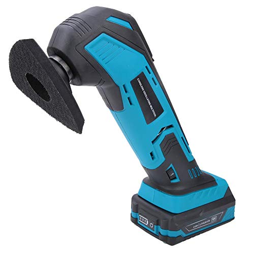 Lowest Prices! Oscillating Multi-Tool, Cordless Oscillating Multi-Tool with 18V Lithium-ion Battery ...