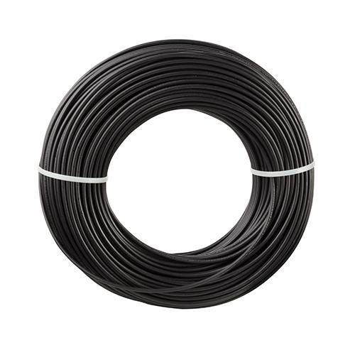 IUSA 399323 Cable Electrico Cal. 12 Color Negro Tipo Thw (1 Hilo) Thhw-Ls Rohs, pack of/paquete de 1
