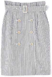 PROPORTION BODY DRESSING(プロポーションボディドレッシング)◆マリンストライプトレンチスカート
