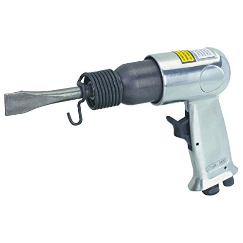 Central Pneumatic Medium Barrel Air Hammer with Chisel [Misc.]