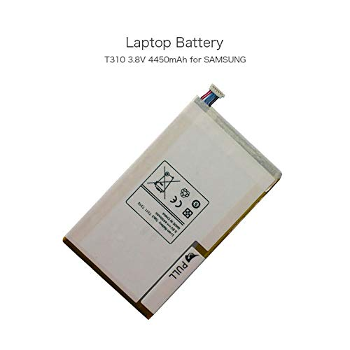 Netbook 2 szhyon Celdas 3.8V 4450mAh Nueva batería compatible con Samsung Galaxy Tab 3 8.0 T310 T311 E0396 T15 T4450E TLaD628As / 9-B