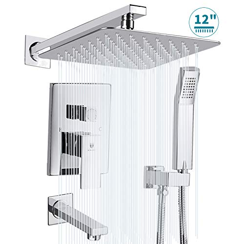 HIMK Shower Faucet Set