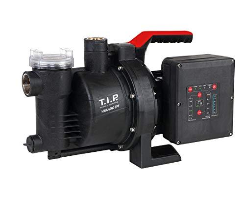 T.I.P. HWA 6000 EPF Hauswasserautomat mit intelligenter Automatik - 6000 l/h, schwarz