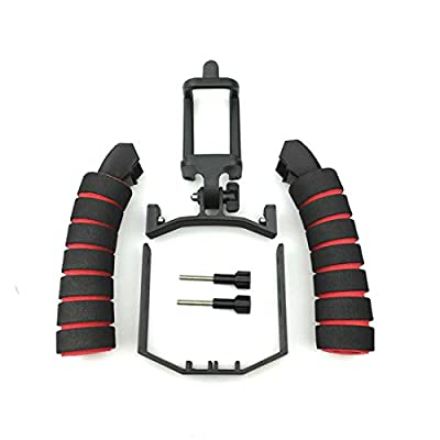 TXXCI Portable Handle PTZ Stabilizer Carrier Support Bracket Kit Gimbal Modification Kits Drone Part For Dji Mavic