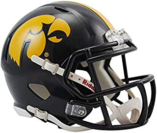 NCAA Iowa Hawkeyes Speed Mini Helmet