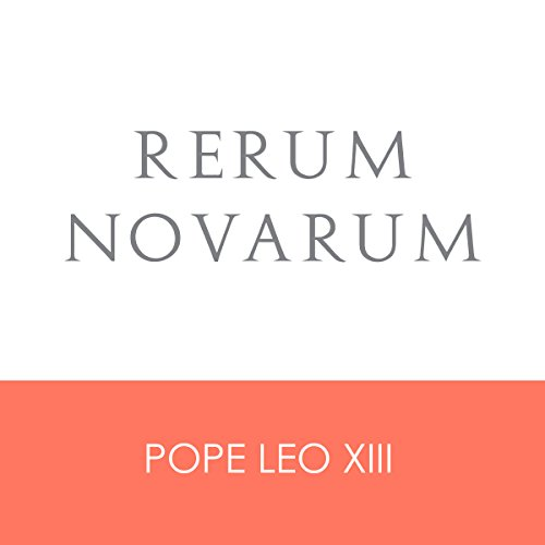 Rerum Novarum cover art
