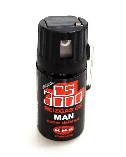Original CS 3000 Spray Reizgas Man Super Defence 40ml