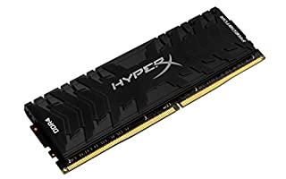 HyperX Predator Black 16GB 2400MHz DDR4 CL12 DIMM XMP (HX424C12PB3/16) (B071JM5TX8) | Amazon price tracker / tracking, Amazon price history charts, Amazon price watches, Amazon price drop alerts