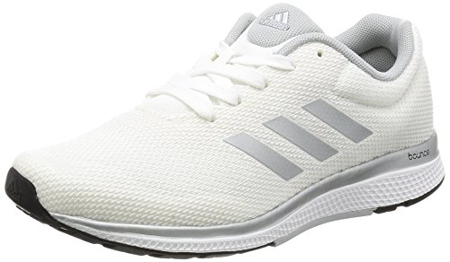 adidas Mana Bounce 2 W Aramis, Zapatillas de Running Mujer, Multicolor (FTWR White/Silver Met/Core Black), 36 EU