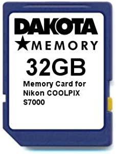 Memory Card for Nikon Coolpix S7000...