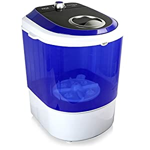 Pure Clean Upgraded Version Top Loader Portable Washer