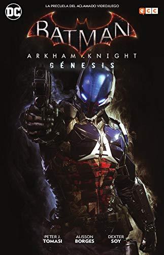 Batman: Arkham Knight - Génesis (Edición rústica)