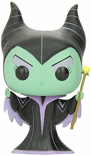 Pop 09 Maleficent Malevola Disney, Funko, Multicolorido, Pequeno