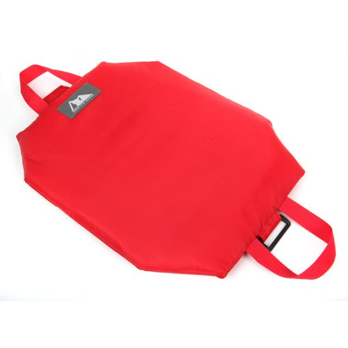 Arctic Zone LavaSeat Heated Cushion, Red