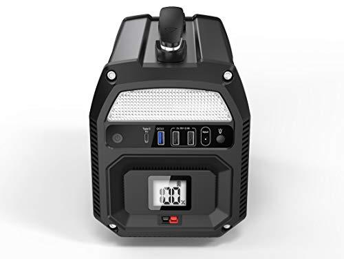 Prime Tech mobiler Solar-Generator 515Wh 600W