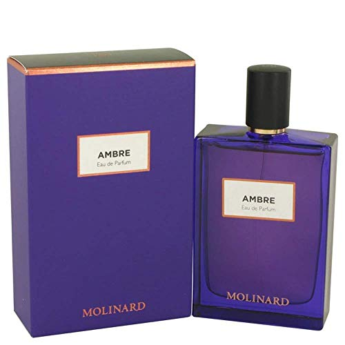 Molinard Eau De Parfum Ambre Spray, One size, 75 ml