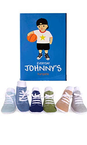 Socken - Trumpette - Everyday Johnny's Neutral Boys (6er Set) 0-12M