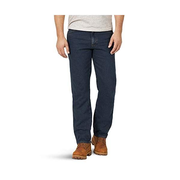 Rustler Classic Men's Regular 5 Pocket Jean