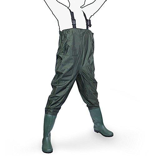 MS-Point Anglerhose Watstiefel Bild