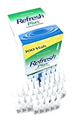 Long-lasting relief plus protection No preservatives #1 Doctor recommended 100 Vials For mild to moderate dry eye including lasik dryness