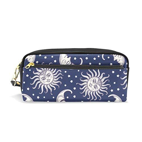Trousse à crayons Étui à pinceaux Star Moon Sun Maquillage Cosmétique