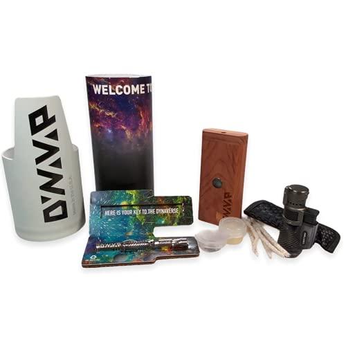 """DynaVap VapCapM 2021 Starter Pack\""""Cedar\"""" *NIKOTINFREI*"""