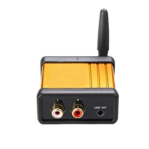 Verwisselbare Accessoires LDTR-WG0121 HIFI-Klasse Bluetooth 4.0-audio-ontvanger Versterker Car stereofonie Modify Ondersteuning APTX Low Delay