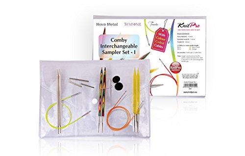 KnitPro Muster Set 3 St