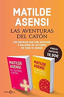 Las aventuras del Catón: Las novelas que han seducido a millones de lectores en todo el mundo (Ficción)