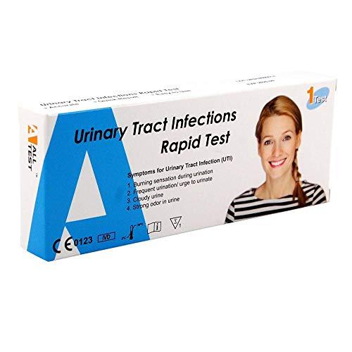Blase Infektionen Tests Zystitis Home Test Kit mit Sofortige Diagnose der Harntrakt Infektionen.