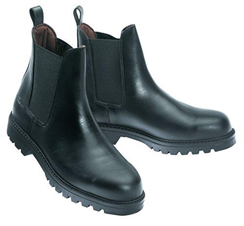 Symantec Norton Unisex 914082 bezpieczne buty dla koni, czarne, rozmiar 39 EU