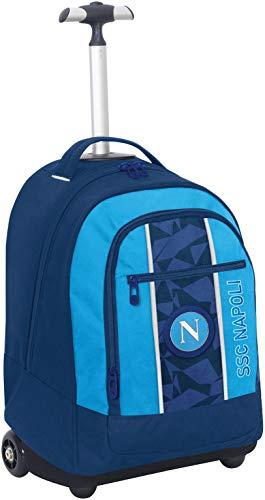 ssc napoli Napoli Sprint Set de útiles Escolares 55 Centimeters Azul (Dresden Blue)