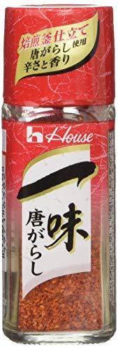 ハウス 一味唐がらし 瓶16g [6382]