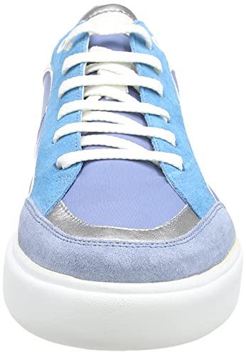 Geox D Ottaya A, Zapatillas Mujer, Morado (Lilac C8020), 39 EU