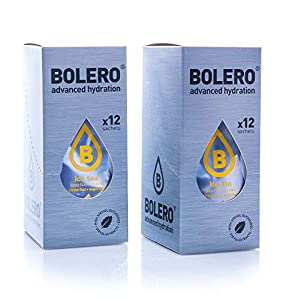Bolero Drinks - té helado de limón 24 x 8 g