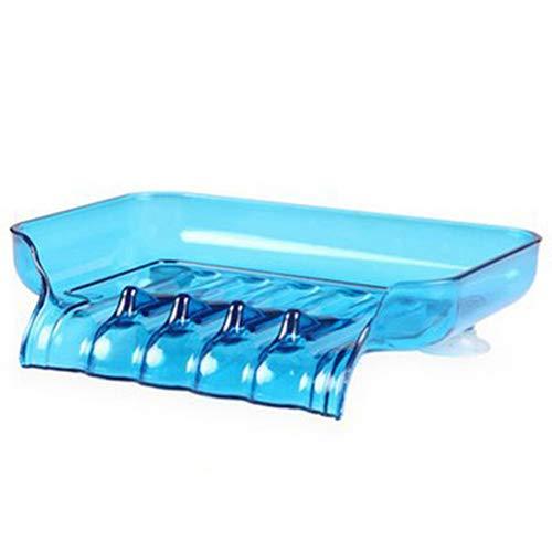 XdiseD9Xsmao zeepbakje van kunststof, voor badkamer, thuis, zeepbakje, standaard