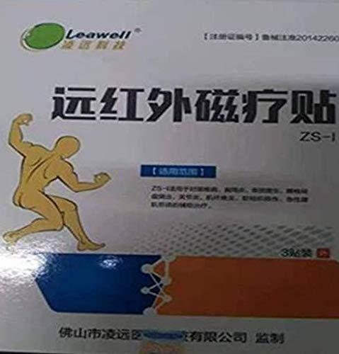 Leawell Infrarot-Heizlampe, lindert Muskelschmerzen, Infrarot-Lampe für medizinische TDP, verbessert die Zirkulation von Sanguin, mit manuellem French