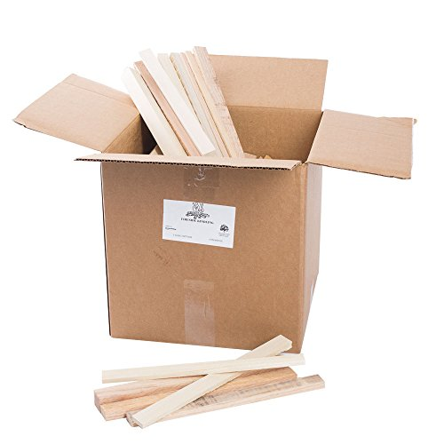 Affordable Tidewater Fireside Hardwoods Kindling- 25 Pounds - 1-Cubic Foot - Made in USA