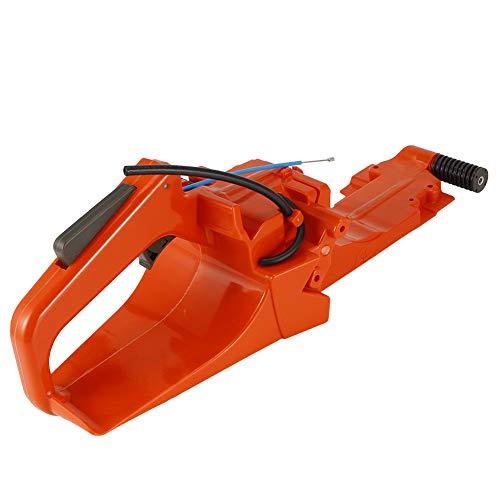 Bicaquu Conjunto de Tanque de Combustible, Estable, Conveniente, confiable, Conjunto de Tanque de Combustible, Duradero para Motosierra