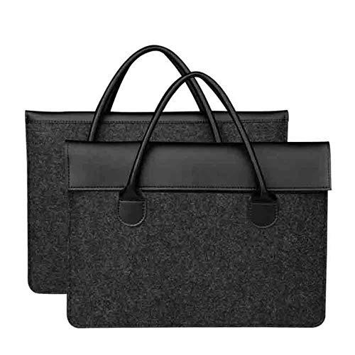 Laptop Bag for 11 13 15 Inch Computer Laptop Bags Notebook Tablet Bag Sleeve Pouch Case Fashion Tablet Handbags for Women|Felt Laptop Bag