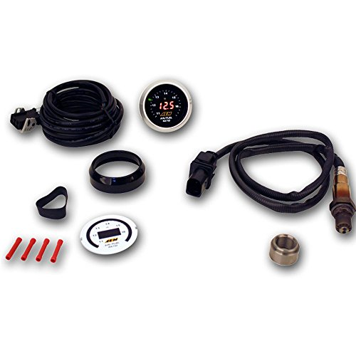 Price comparison product image AEM Uego Gauge (30-4110NS) and Bosch Wideband Sensor (17025) Kit