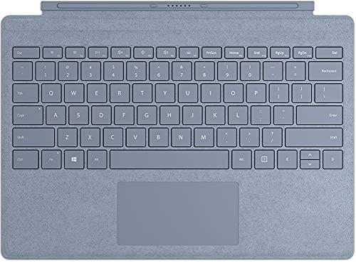 Microsoft Surface Pro Type Cover (QWERTZ Keyboard) eis blau
